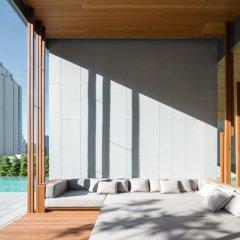 Отель Cozy One Bedroom Condo In Nana Asoke Бангкок бассейн фото 3