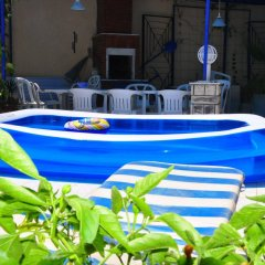 Delphin Apart Hotel Сиде бассейн
