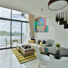 Отель Cassia Phuket 4* Люкс с различными типами кроватей фото 7