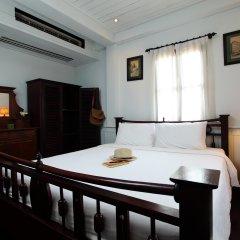 Отель Cafe de Laos Inn комната для гостей