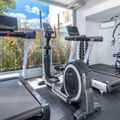 Glyfada Hotel фитнесс-зал фото 2