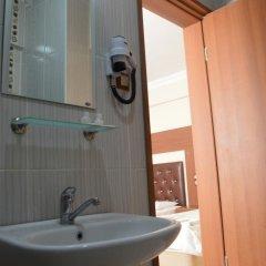 Isık Hotel Эдирне ванная