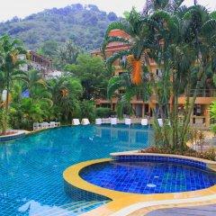 Отель Casa Del M Resort Phuket Патонг детские мероприятия