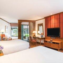 Отель JW Marriott Phuket Resort & Spa Таиланд, Пхукет - 1 отзыв об отеле, цены и фото номеров - забронировать отель JW Marriott Phuket Resort & Spa онлайн удобства в номере фото 2