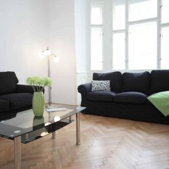 Апартаменты Prague Central Excusive Apartments комната для гостей фото 5