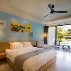 Отель Holiday Inn Resort Krabi Ao Nang Beach комната для гостей фото 3