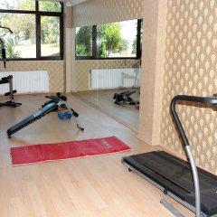 Отель Otel Yelkenkaya фитнесс-зал
