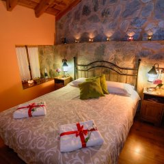 Отель Casa Rural Entre Valles комната для гостей фото 4