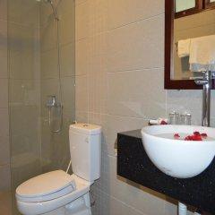 Отель Orchids Homestay ванная фото 2