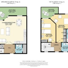 Апартаменты Duplex Retreat - Luxury 2floor apartment Брайтон городской автобус