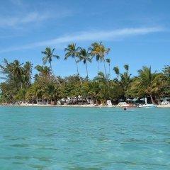 Отель RIG Hostel Boca Chica Back Packer Доминикана, Бока Чика - отзывы, цены и фото номеров - забронировать отель RIG Hostel Boca Chica Back Packer онлайн пляж фото 2