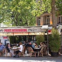 Отель Quincampoix Франция, Париж - отзывы, цены и фото номеров - забронировать отель Quincampoix онлайн фото 2