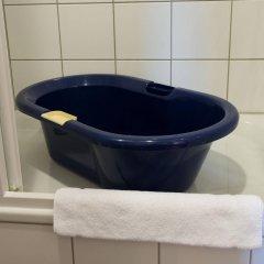 Отель Familienhotel Citylight Berlin Германия, Берлин - отзывы, цены и фото номеров - забронировать отель Familienhotel Citylight Berlin онлайн ванная фото 2
