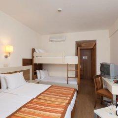 Seher Sun Beach Турция, Сиде - отзывы, цены и фото номеров - забронировать отель Seher Sun Beach - All Inclusive онлайн комната для гостей фото 2