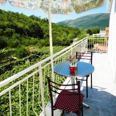 Апартаменты Radonjic Apartments балкон