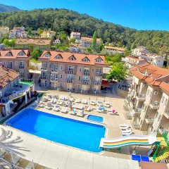 Flora Palm Resort Турция, Олудениз - отзывы, цены и фото номеров - забронировать отель Flora Palm Resort онлайн бассейн фото 2