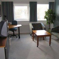 Отель Løgstør Parkhotel балкон