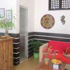 Отель Secret Garden Resort Филиппины, остров Боракай - отзывы, цены и фото номеров - забронировать отель Secret Garden Resort онлайн интерьер отеля фото 2