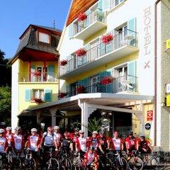 Hotel aux Bruyeres фото 9