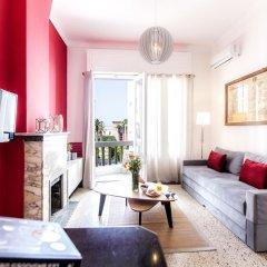 Отель Suite Balima XI 32 Марокко, Рабат - отзывы, цены и фото номеров - забронировать отель Suite Balima XI 32 онлайн комната для гостей фото 5