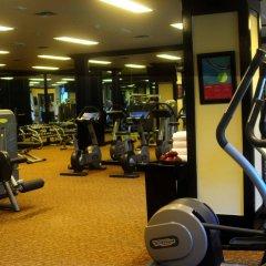 Отель InterContinental Bali Resort фитнесс-зал фото 3