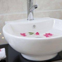 Отель Rising Dragon Legend Hotel Вьетнам, Ханой - отзывы, цены и фото номеров - забронировать отель Rising Dragon Legend Hotel онлайн ванная