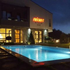 Family Hotel Friends Villa Ардино фото 33