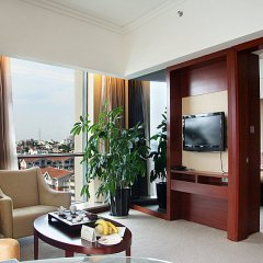 Peony International Hotel комната для гостей фото 5