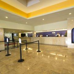 Отель Crown Paradise Club Cancun - Todo Incluido фитнесс-зал