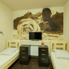 Хостел Абсолют Стандартный номер с различными типами кроватей фото 2