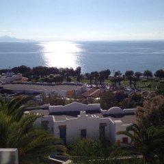 Отель Aegean Village Hotel Греция, Мастичари - отзывы, цены и фото номеров - забронировать отель Aegean Village Hotel онлайн балкон