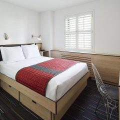 Отель Pod 51 США, Нью-Йорк - 9 отзывов об отеле, цены и фото номеров - забронировать отель Pod 51 онлайн комната для гостей фото 3