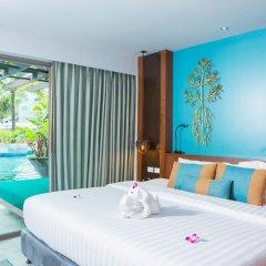 Отель Mai Khao Lak Beach Resort & Spa комната для гостей фото 2