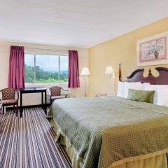 Отель Travelodge by Wyndham Chambersburg США, Чемберсберг - отзывы, цены и фото номеров - забронировать отель Travelodge by Wyndham Chambersburg онлайн комната для гостей фото 3
