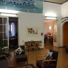 Hotel Cairoli Генуя комната для гостей