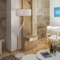 Отель Oporto Local Studios сауна