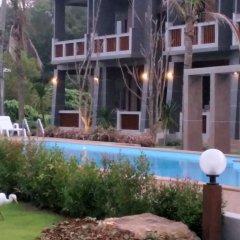 Отель Lanta Fevrier Resort бассейн фото 2