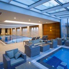 Side Sungate Hotel & Spa - All Inclusive бассейн