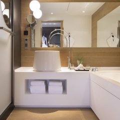 Отель Le Cinq Codet Франция, Париж - отзывы, цены и фото номеров - забронировать отель Le Cinq Codet онлайн ванная фото 2