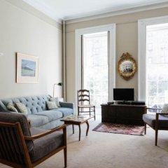 Отель onefinestay - Chelsea private homes США, Нью-Йорк - отзывы, цены и фото номеров - забронировать отель onefinestay - Chelsea private homes онлайн комната для гостей фото 3