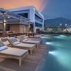 Отель Hyatt Place San Pedro Sula Гондурас, Сан-Педро-Сула - отзывы, цены и фото номеров - забронировать отель Hyatt Place San Pedro Sula онлайн бассейн