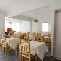 Отель Kamari Blu Греция, Остров Санторини - отзывы, цены и фото номеров - забронировать отель Kamari Blu онлайн питание фото 2