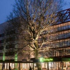 Отель Holiday Inn Berlin City-West вид на фасад фото 2