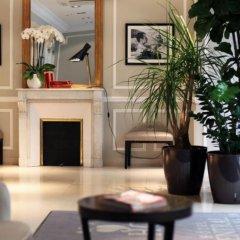 Отель Central Saint Germain Франция, Париж - 3 отзыва об отеле, цены и фото номеров - забронировать отель Central Saint Germain онлайн интерьер отеля фото 3