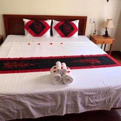 Отель Qua Cam Tim Homestay в номере
