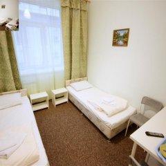 Гостиница Андрон на Площади Ильича Номер Комфорт разные типы кроватей фото 2