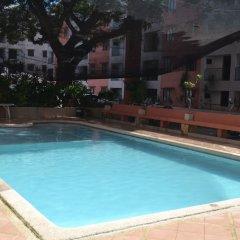 Отель SDR Mactan Serviced Apartments Филиппины, Лапу-Лапу - отзывы, цены и фото номеров - забронировать отель SDR Mactan Serviced Apartments онлайн бассейн
