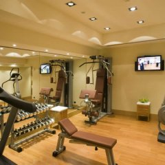 Отель Starhotels Metropole фитнесс-зал фото 4