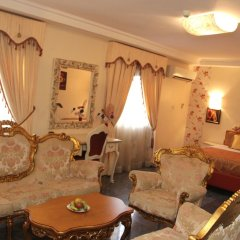 Отель Calabar Harbour Resort SPA Нигерия, Калабар - отзывы, цены и фото номеров - забронировать отель Calabar Harbour Resort SPA онлайн комната для гостей фото 5