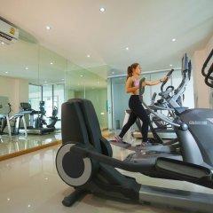 Отель Surin Beach Resort фитнесс-зал фото 2